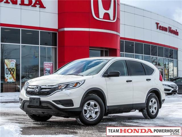 2015 Honda CR-V LX (Stk: 3237) in Milton - Image 1 of 22
