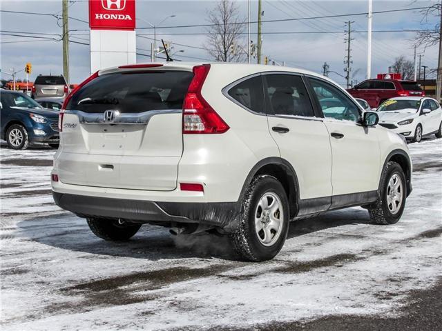 2015 Honda CR-V LX (Stk: 3237) in Milton - Image 5 of 22