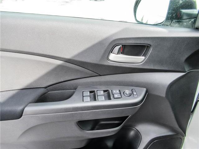 2015 Honda CR-V LX (Stk: 3237) in Milton - Image 9 of 22