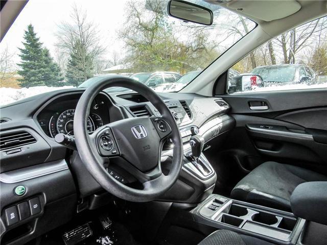 2015 Honda CR-V LX (Stk: 3237) in Milton - Image 10 of 22