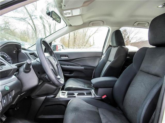 2015 Honda CR-V LX (Stk: 3237) in Milton - Image 11 of 22