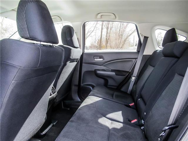 2015 Honda CR-V LX (Stk: 3237) in Milton - Image 12 of 22