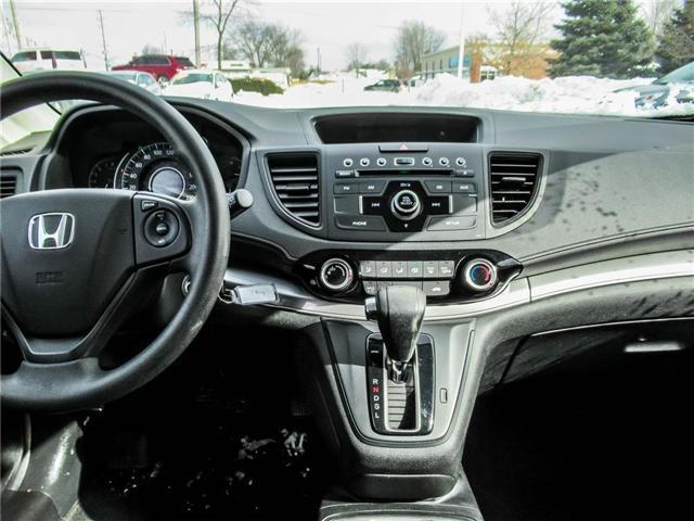 2015 Honda CR-V LX (Stk: 3237) in Milton - Image 15 of 22