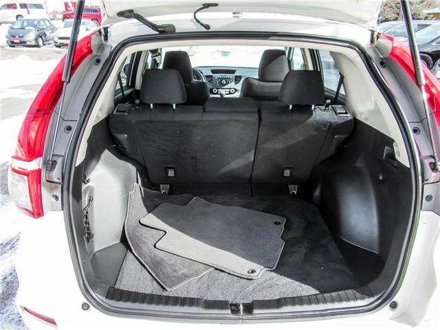 2015 Honda CR-V LX (Stk: 3237) in Milton - Image 17 of 22
