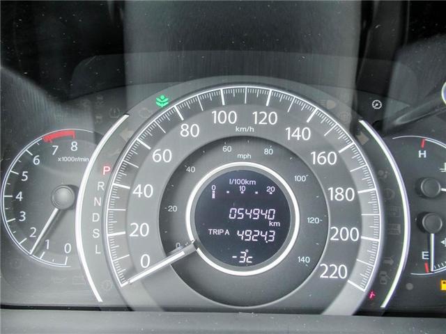 2015 Honda CR-V LX (Stk: 3237) in Milton - Image 20 of 22