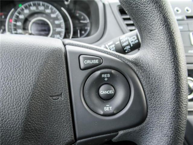 2015 Honda CR-V LX (Stk: 3237) in Milton - Image 21 of 22