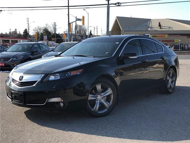 2012 Acura TL Base (Stk: 56445DB) in Scarborough - Image 1 of 19