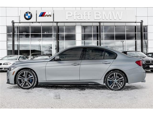2015 BMW 335i xDrive (Stk: U5305) in Mississauga - Image 2 of 22