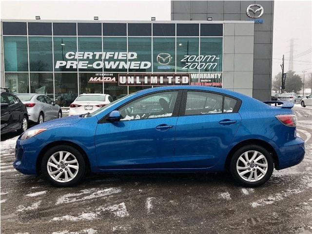 2013 Mazda Mazda3 GX (Stk: P1788) in Toronto - Image 2 of 21
