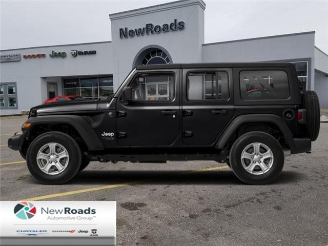 2019 Jeep Wrangler Unlimited Sahara (Stk: W18659) in Newmarket - Image 1 of 1
