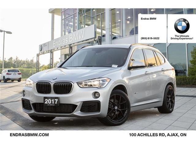2017 BMW X1 xDrive28i (Stk: 35162A) in Ajax - Image 1 of 20