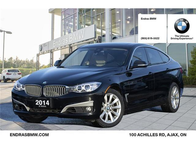 2014 BMW 328i xDrive Gran Turismo (Stk: 35256A) in Ajax - Image 1 of 22