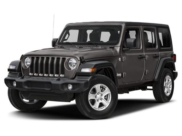 2019 Jeep Wrangler Unlimited  (Stk: 9482) in London - Image 1 of 9