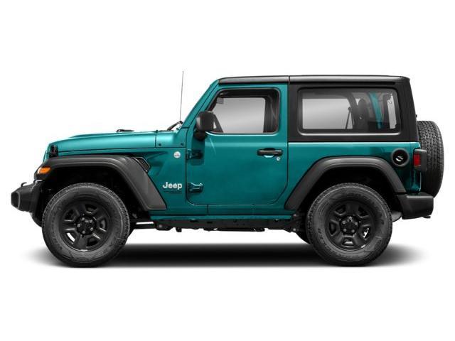 2019 Jeep Wrangler  (Stk: 9486) in London - Image 2 of 9