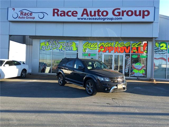 2018 Dodge Journey Crossroad (Stk: 16450) in Dartmouth - Image 1 of 22