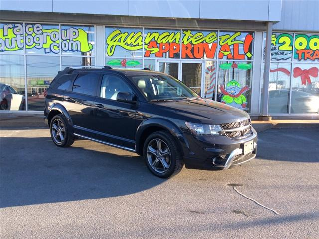 2018 Dodge Journey Crossroad (Stk: 16450) in Dartmouth - Image 2 of 22