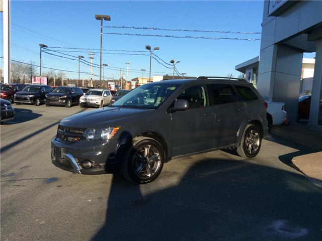 2018 Dodge Journey Crossroad (Stk: 16450) in Dartmouth - Image 8 of 22