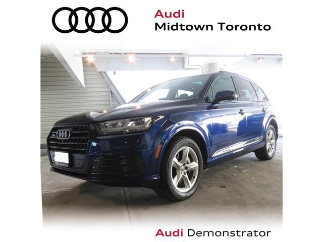 2018 Audi Q7 3.0T Progressiv (Stk: AU3767) in Toronto - Image 1 of 22