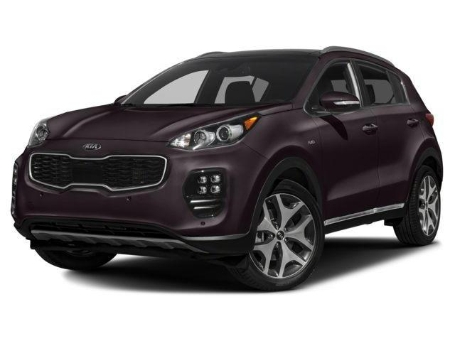 2017 Kia Sportage SX Turbo (Stk: 19P143A) in Carleton Place - Image 1 of 9