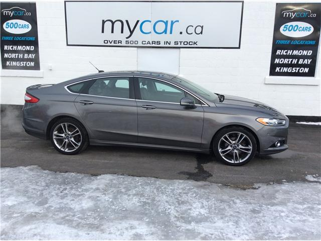 2013 Ford Fusion Titanium (Stk: 190153) in Richmond - Image 2 of 21