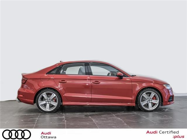 2018 Audi S3 2.0T Progressiv (Stk: 51937) in Ottawa - Image 2 of 22