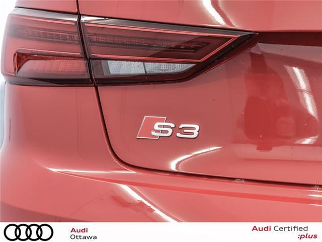 2018 Audi S3 2.0T Progressiv (Stk: 51937) in Ottawa - Image 6 of 22