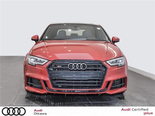 2018 Audi S3 2.0T Progressiv (Stk: 51937) in Ottawa - Image 8 of 22