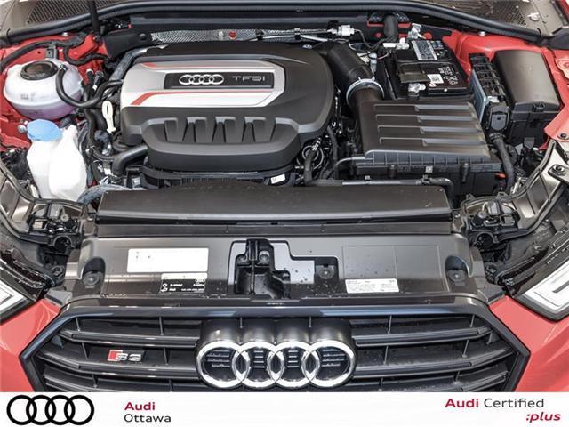 2018 Audi S3 2.0T Progressiv (Stk: 51937) in Ottawa - Image 9 of 22