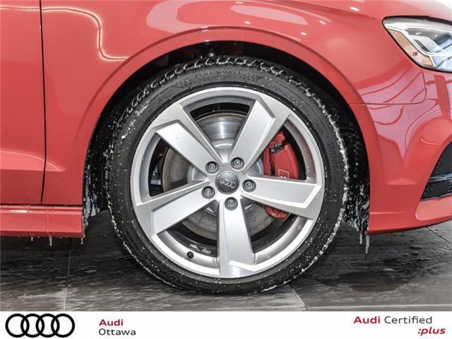 2018 Audi S3 2.0T Progressiv (Stk: 51937) in Ottawa - Image 11 of 22