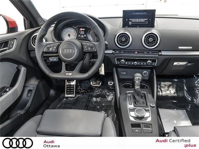 2018 Audi S3 2.0T Progressiv (Stk: 51937) in Ottawa - Image 16 of 22