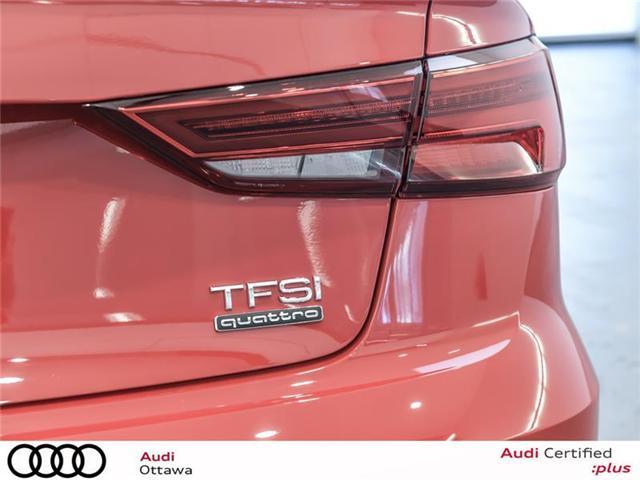2018 Audi A3 2.0T Progressiv (Stk: 52223) in Ottawa - Image 7 of 22
