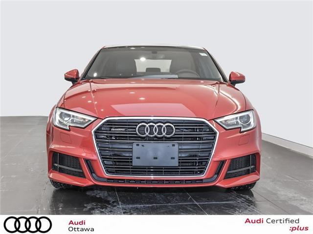 2018 Audi A3 2.0T Progressiv (Stk: 52223) in Ottawa - Image 9 of 22