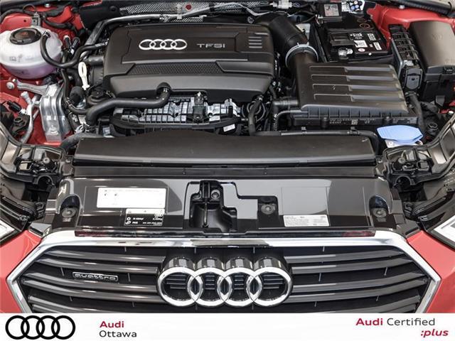 2018 Audi A3 2.0T Progressiv (Stk: 52223) in Ottawa - Image 10 of 22