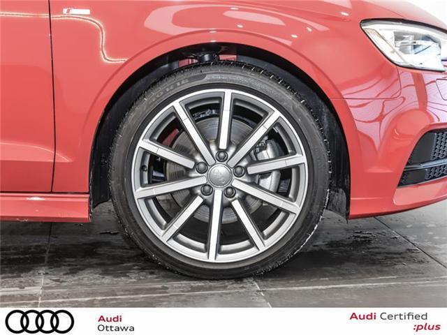 2018 Audi A3 2.0T Progressiv (Stk: 52223) in Ottawa - Image 12 of 22
