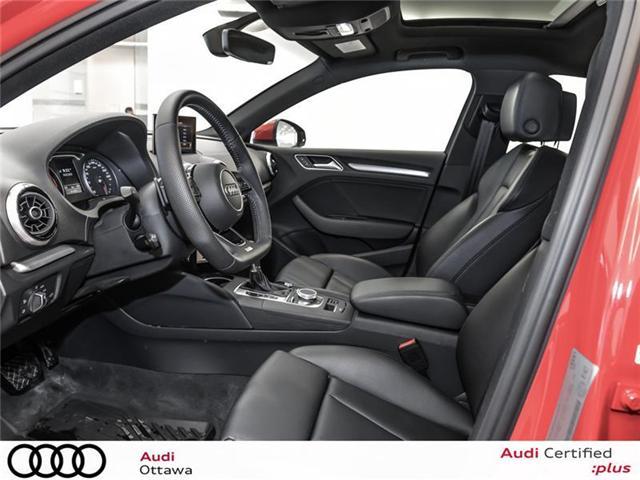 2018 Audi A3 2.0T Progressiv (Stk: 52223) in Ottawa - Image 15 of 22