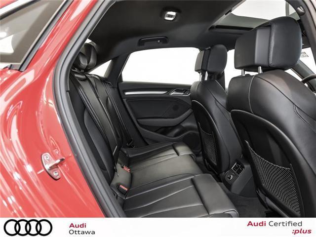 2018 Audi A3 2.0T Progressiv (Stk: 52223) in Ottawa - Image 19 of 22