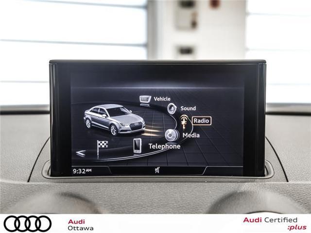 2018 Audi A3 2.0T Progressiv (Stk: 52223) in Ottawa - Image 22 of 22
