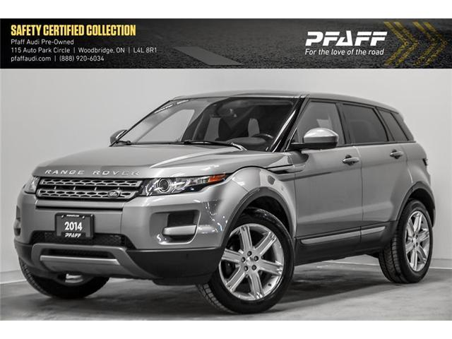 2014 Land Rover Range Rover Evoque Pure (Stk: C6566) in Woodbridge - Image 1 of 20