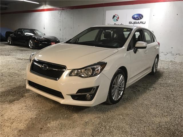 2015 Subaru Impreza 2.0i Sport Package (Stk: P233) in Newmarket - Image 1 of 21