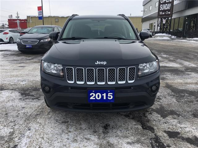 2015 Jeep Compass Sport/North (Stk: 100616) in Sudbury - Image 2 of 12