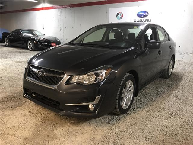 2015 Subaru Impreza 2.0i Touring Package (Stk: P229) in Newmarket - Image 1 of 19