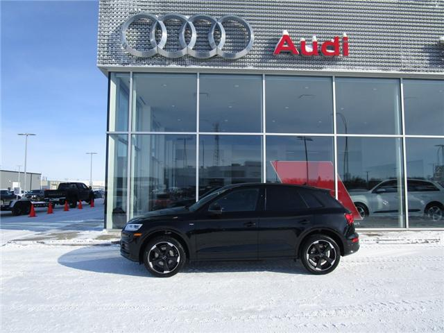 2019 Audi Q5 45 Progressiv (Stk: 190169) in Regina - Image 2 of 28