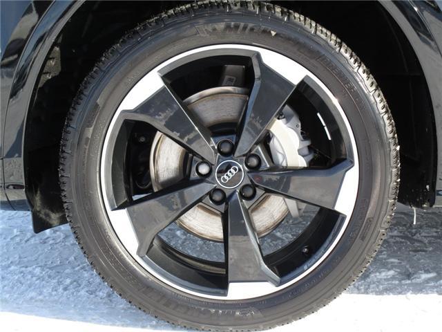 2019 Audi Q5 45 Progressiv (Stk: 190169) in Regina - Image 8 of 28