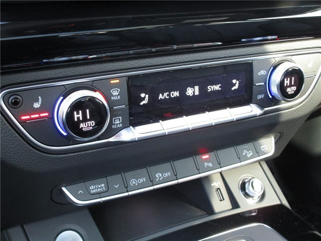 2019 Audi Q5 45 Progressiv (Stk: 190169) in Regina - Image 25 of 28