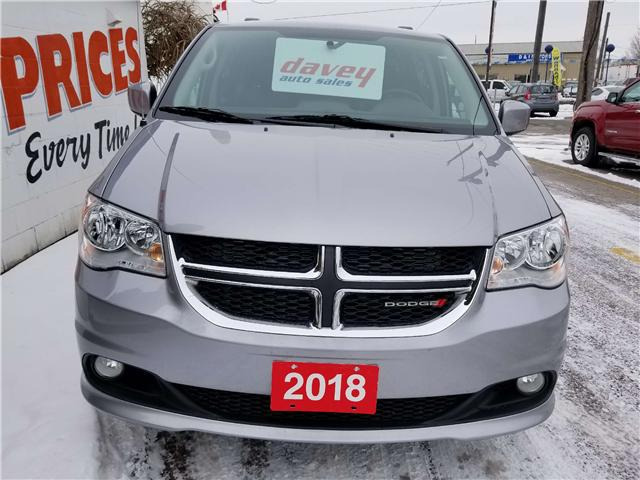 2018 Dodge Grand Caravan Crew (Stk: 19-104A) in Oshawa - Image 2 of 18