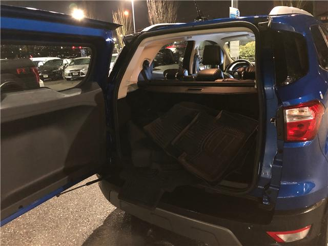 2018 Ford EcoSport Titanium (Stk: RP1946) in Vancouver - Image 20 of 24