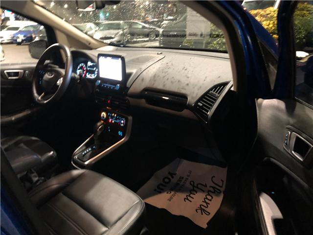 2018 Ford EcoSport Titanium (Stk: RP1946) in Vancouver - Image 22 of 24