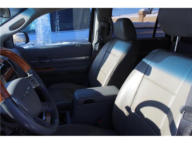 2008 Chrysler ASPEN LIMITED  (Stk: 107846) in Medicine Hat - Image 17 of 22