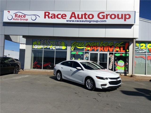 2018 Chevrolet Malibu LT (Stk: 16448) in Dartmouth - Image 1 of 20