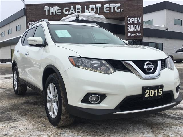2015 Nissan Rogue S (Stk: 19050) in Sudbury - Image 1 of 14